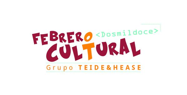 Logo Febrero Cultural 2012
