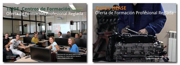 Oferta Formación Reglada TEIDE-HEASE