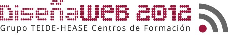 Logo Diseña Web 2012