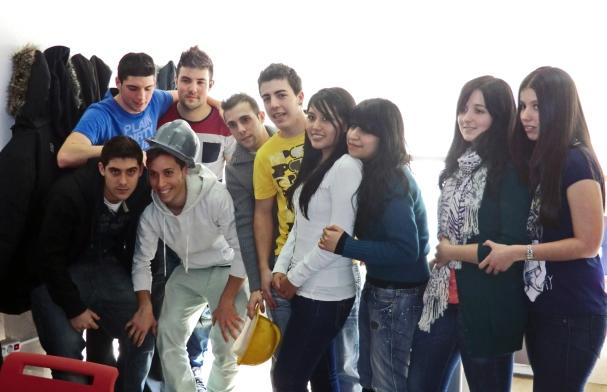 Alumnos de TEIDE