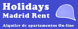 Holidays Madrid Rent