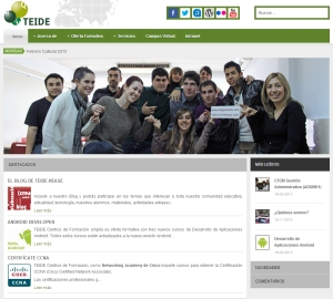 TEIDE Web
