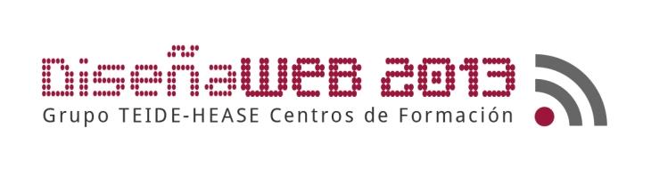 Logo Diseña Web 2013
