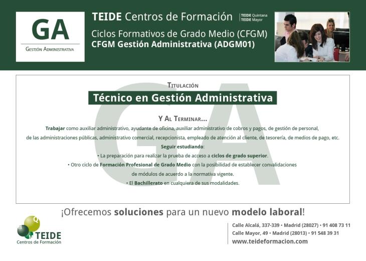 CFGM GA TEIDE