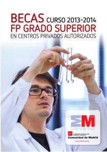 Becas FP CFGS