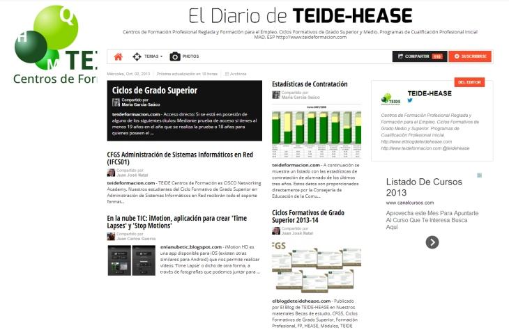El Diario de Teide