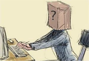Anonimato Web