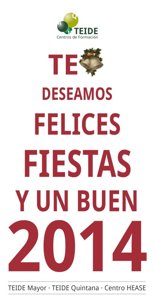 Felicitación 2014