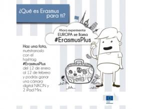 Erasmus Plus Concurso