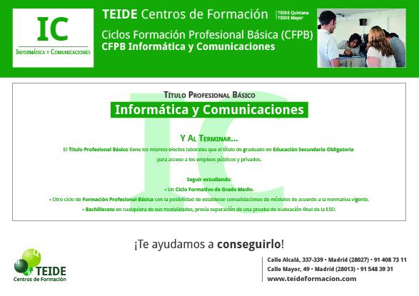 CFPB Informática y Comunicaciones
