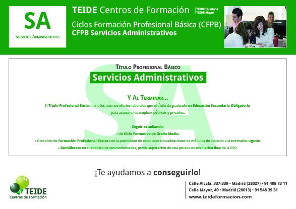 Formación Profesional Básica En Teide Hease El Blog De