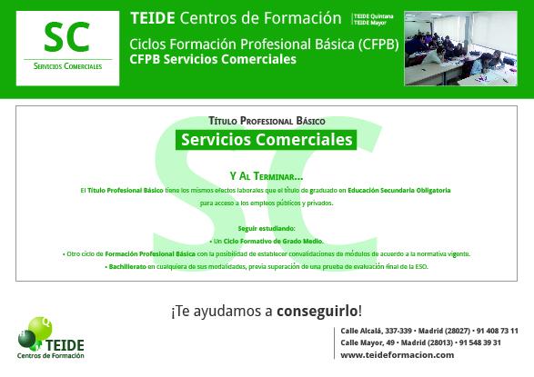CFPB Servicios  Comerciales