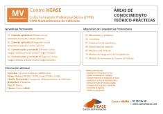 CFPB Mantenimiento de Vehículos HEASE-01