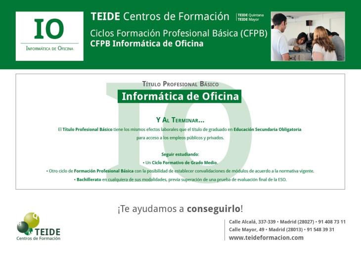 CFPB Informática de Oficina1 TEIDE-02