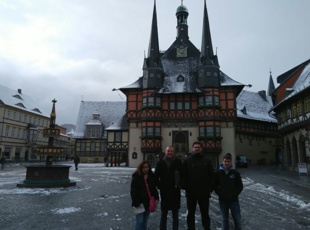 ERASMUS+ Wernigerode