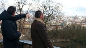 Erasmus+ Praga