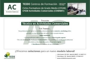 CFGM Actividades Comerciales