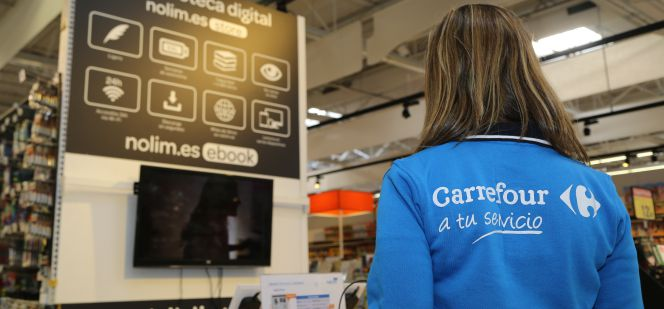 Trabajo en Carrefour