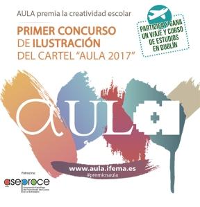 Concurso ilustración AULA 2017