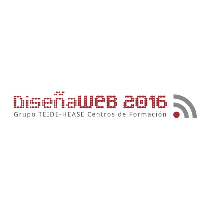 Logo Diseña Web 2016