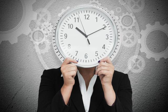Organizar el tiempo